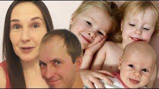 ДЕНЬ С ТРЕМЯ ДЕТЬМИ ♥ Многодетная семья