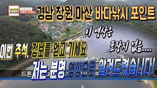 남해, 바다낚시 (경남 창원 마산 심리방파제, 원전방파…