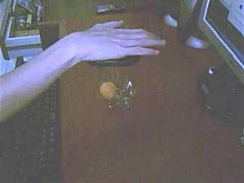 Telekinesis Ball Jump - 13/01/2008
