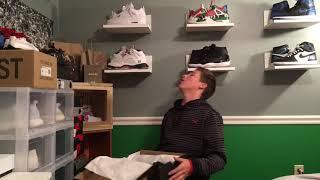 FUNNIEST UNBOXING EVER: Kid gets scammed for fake Jordan 11's!!!