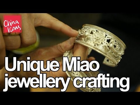 Unique Miao jewellery crafting - a 400 year history of silversmithing | A China Icons Video
