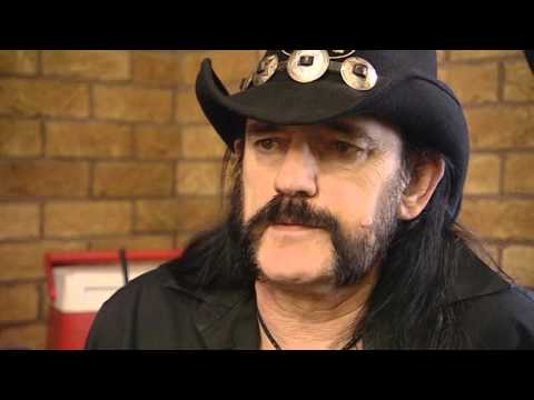 Lemmy's Thoughts About SAXON