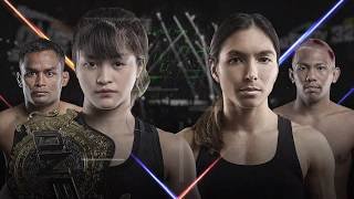 ONE Championship: CALL TO GREATNESS (SINGAPORE) | ศุกร์ 22 ก.พ. 62 | 21.30 น.
