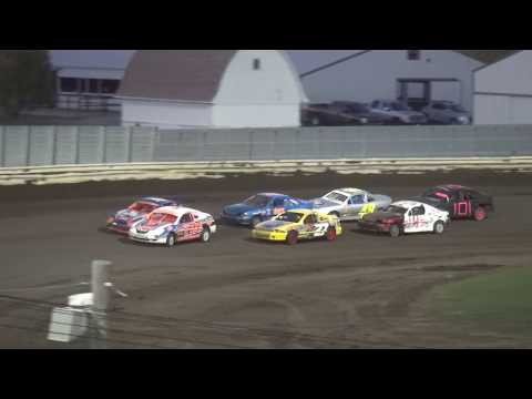 Night 2 Fall Extravaganza 2017 Sport Compact feature Lee County Speedway 10/8/17