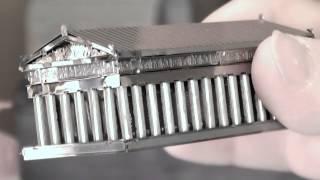 Tiny Model of the Parthenon-Video #1