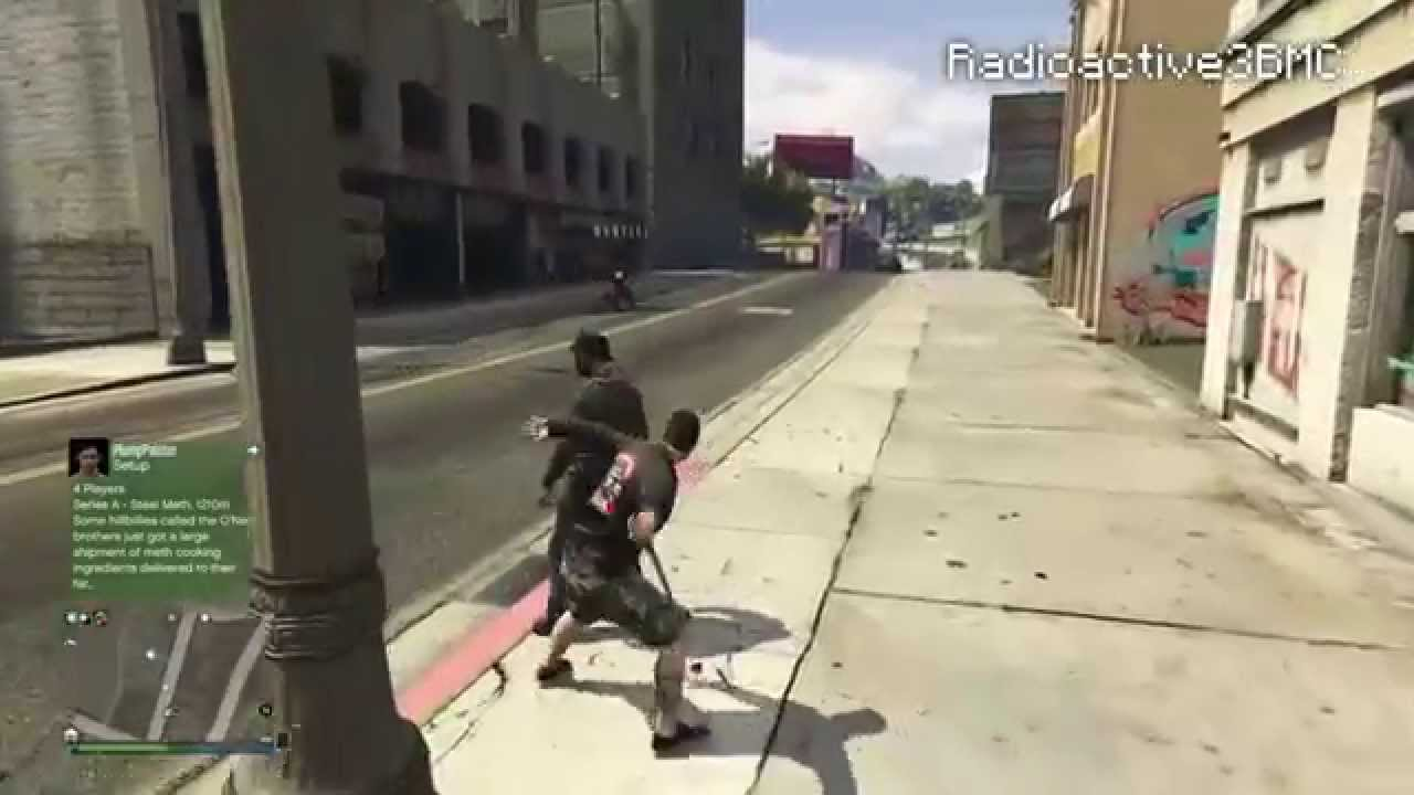 How to plunder in GTA