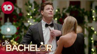 Matt and Chelsie's First Meeting   The Bachelor Australia