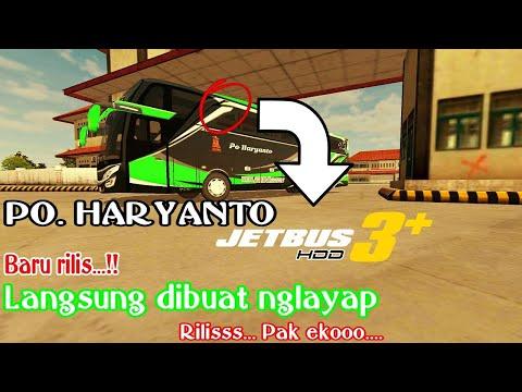 Bussid Po Haryanto Jetbus 3 Hdd Free Livery