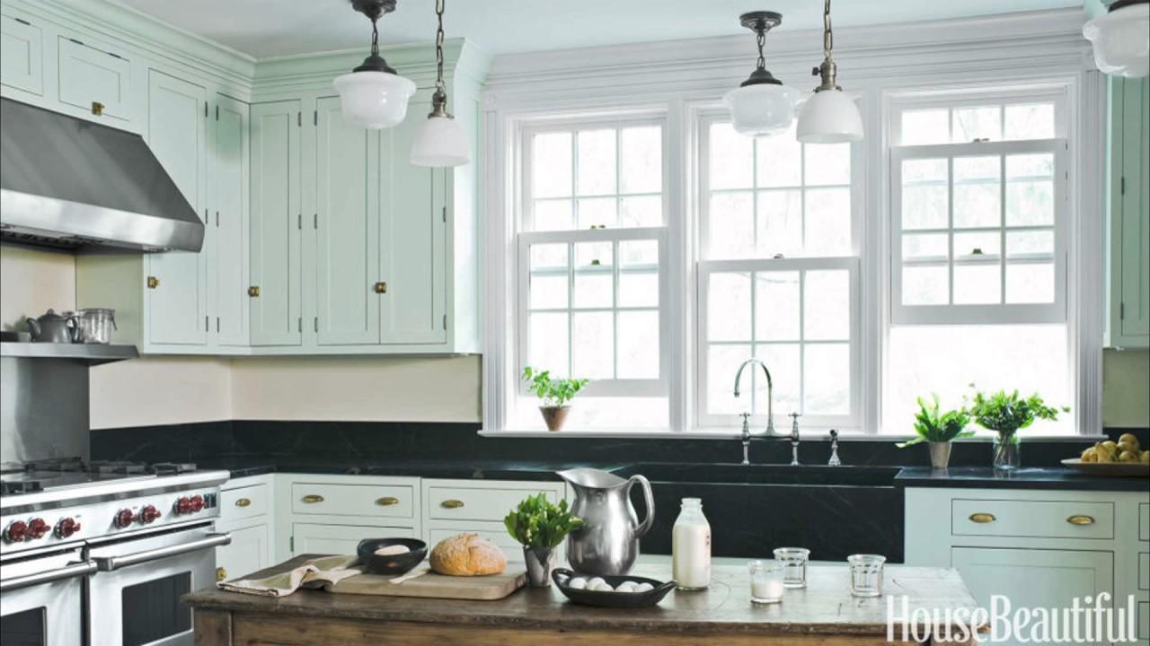 15 Best Kitchen paint Color - YouTube