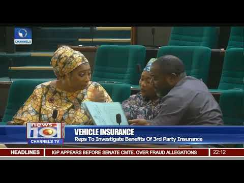 Reps To Investigate Benefits Of 3rd Party Vehicle Insurance