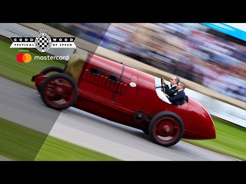 Top 25 Festival of Speed Moments | The Beast of Turin