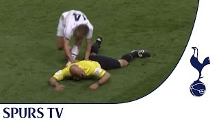 Lewis Holtby takes out Howard Webb thumbnail