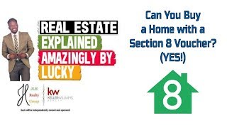 How to Buy a House with Section 8 Voucher || Real Estate Explained #290