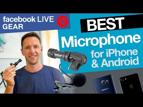 facebook-live-stream-gear:-best-microphone-for-iphone-&-android!