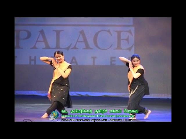 FeTNA 2010 Programs Bharatham-1