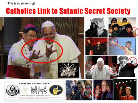Pope Francis Illuminati Control Celebrity Movie Artists