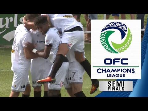 OFC CHAMPIONS LEAGUE 2018 | Semi Final Leg 2 -  Auckland City FC v Team Wellington Highlights