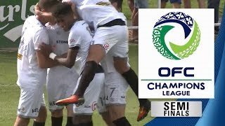 Video OFC CHAMPIONS LEAGUE 2018 | Semi Final Leg 2 -  Auckland City FC v Team Wellington Highlights download MP3, 3GP, MP4, WEBM, AVI, FLV September 2018