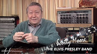 Elvis guitarist, Scotty Moore, takes you through how to play the ea...