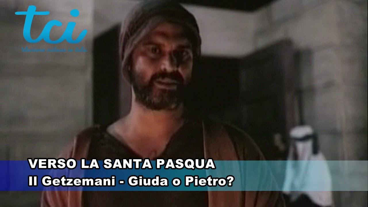 Santa Pasqua... sei Giuda o Pietro?