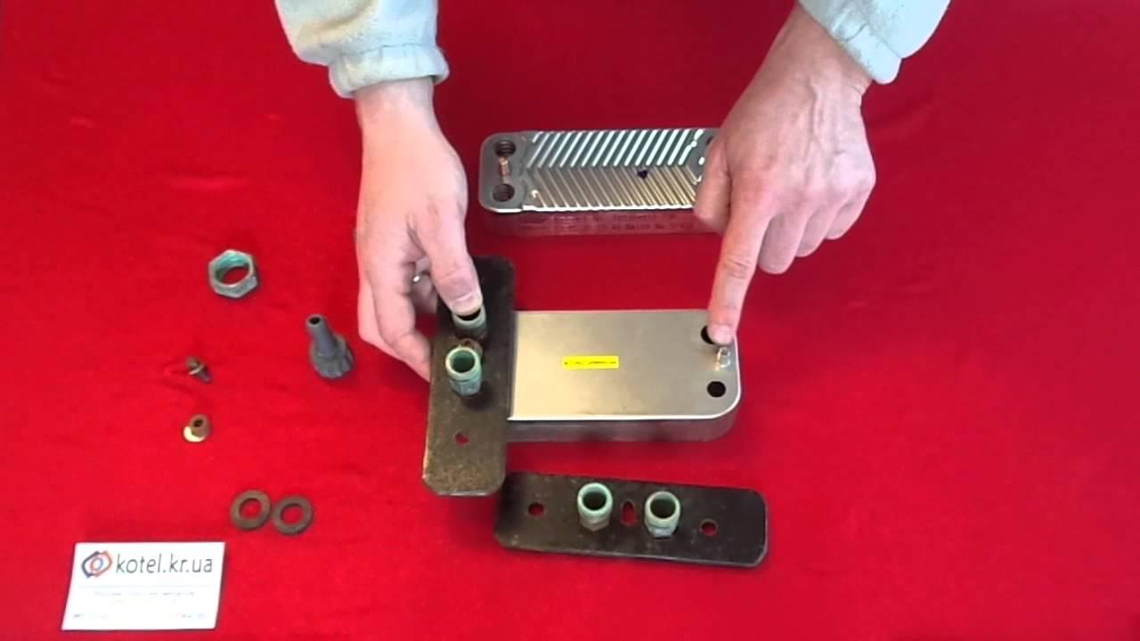 Переходники для промывке теплообменников на котлы Кожухотрубный конденсатор ONDA C 61.303.2400 Липецк