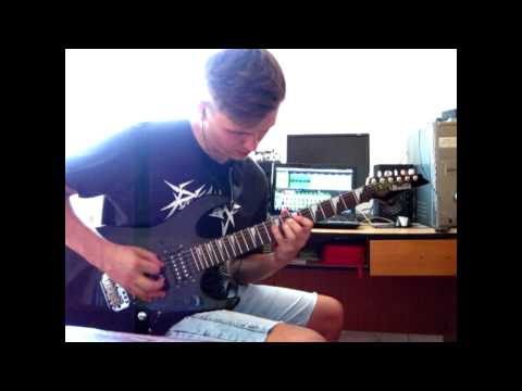 Revocation - ReaniManiac (Guitar Cover)