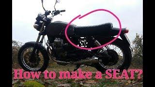 How to Make a Seat ?!
