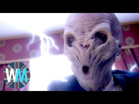 Top 10 Terrifying Monsters of Doctor Who