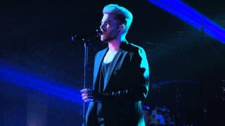 2016-04-23 Adam Lambert - Mad World - The Original High Tour in Stockholm Resimi