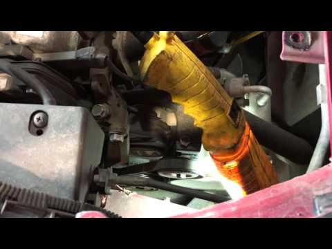 How to change the ignition timing on a Toyota 5sfe for more Horse