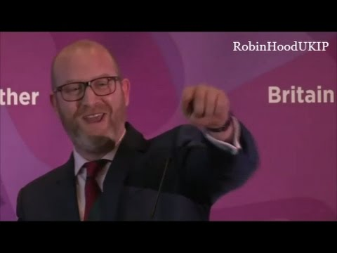 UKIP campaign launch Q&A with Paul Nuttall