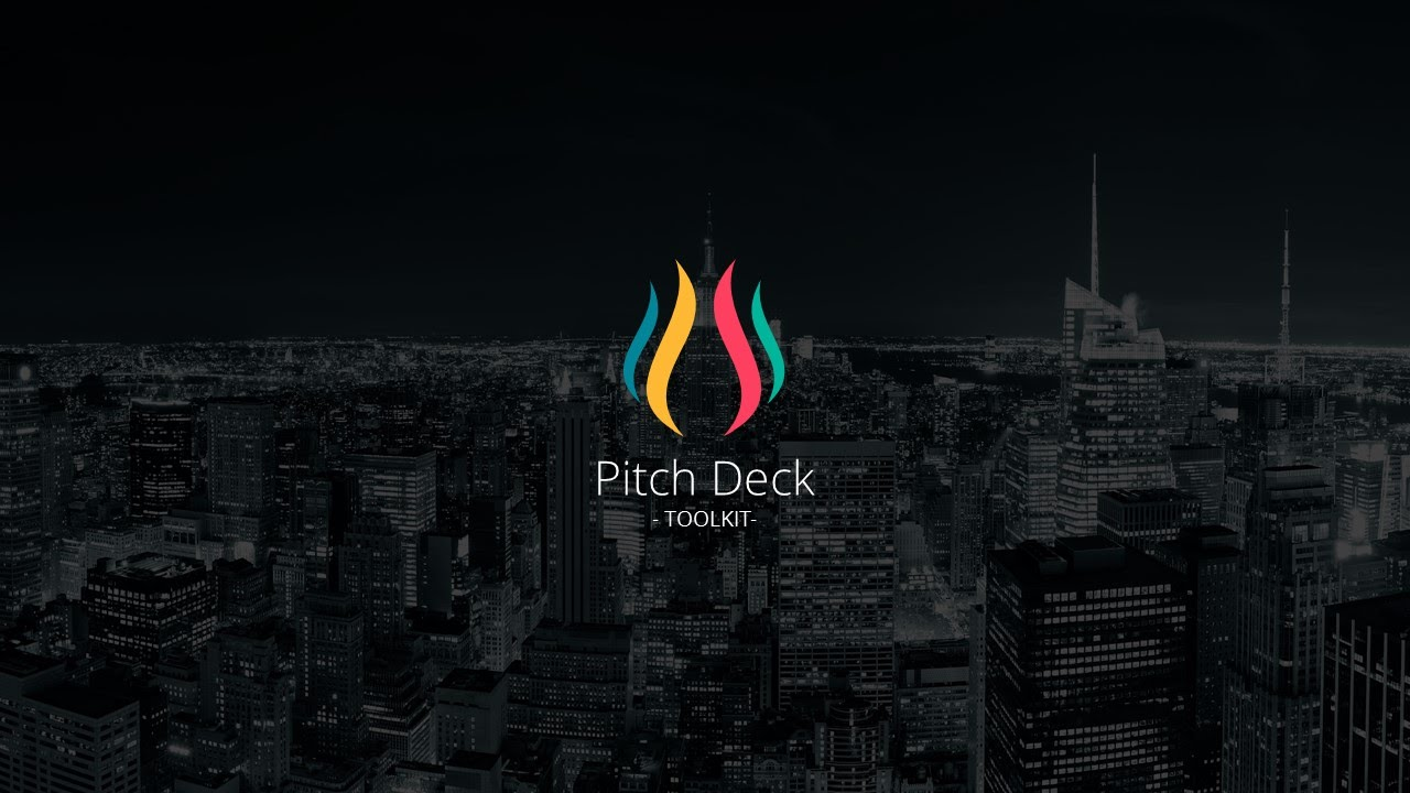 Pitch Deck PowerPoint YouTube