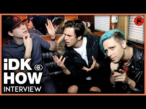 iDKHOW on Band Formation, Stolen Equipment, & Changing Ryan's Last Name Mp3