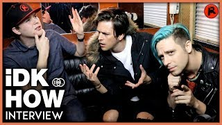 Download Lagu iDKHOW on Band Formation, Stolen Equipment, & Changing Ryan's Last Name mp3