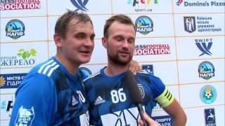 Владимир Карин играющий тренер ФК