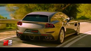 NEW FERRARI GTC4 LUSSO 2016 - PREVIEW FIRST TEST DRIVE ONLY SOUND