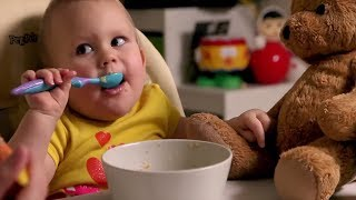 Что делать, если ребёнок отказывается есть?(Для того, чтобы ваш малыш кушал с удовольствием, нужно знать всего несколько секретов. Как сделать обед..., 2013-05-14T09:35:52.000Z)