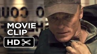 Frontera Movie CLIP - Mugshot (2014) - Michael Peña, Ed Harris Drama HD