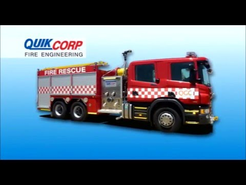 QuikCorp Fire- Medium to Heavy Tankers