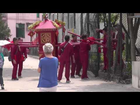 Scenes of Hong Kong: Mui wo