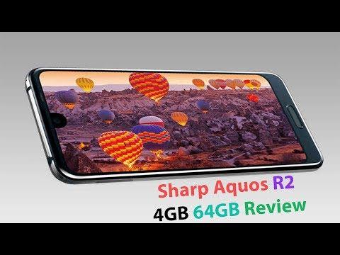 Sharp Aquos R2 4GB 64GB full review 2018