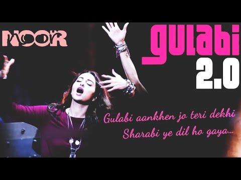 Gulabi Retro Romantic Remix | Noor | Sonakshi Sinha | Sonu Nigam | Mohammed Rafi |