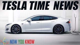 Tesla Time News - Model S Long Range +!