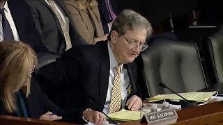 Sen. Kennedy questions Bill Barr in Senate Judiciary Hearing