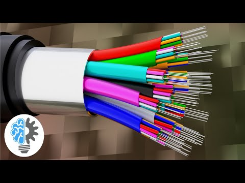 Optical fiber cables, how do they work? | ICT #3