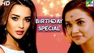 Birthday Special | Amy Jackson Best Comedy-Romantic Scenes | Paap Ki Kamai (Thanga Magan)
