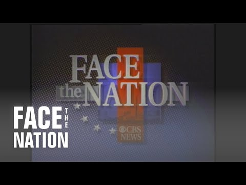 """""""Face the Nation"""" moderators mark 65 years"""