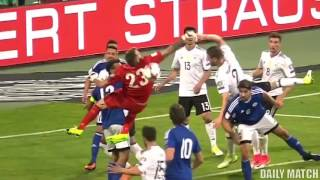 Germany vs San Marino  7-0  - All Goals & Highlights - World Cup Qualifiers - 10⁄06⁄2017 HD