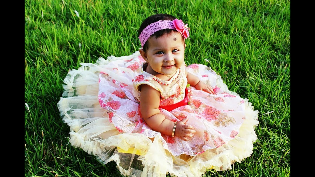 World Most Beautiful Baby Girl Cute Expression - YouTube