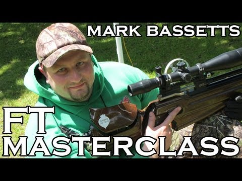 Airgun Field Target Masterclass with Mark Bassett - Part 1